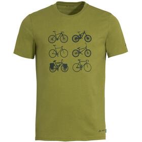 VAUDE Cyclist V T-Shirt Men avocado